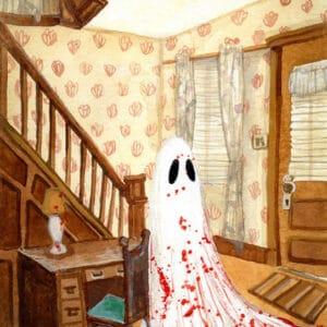 ghostober-bloodsoaked