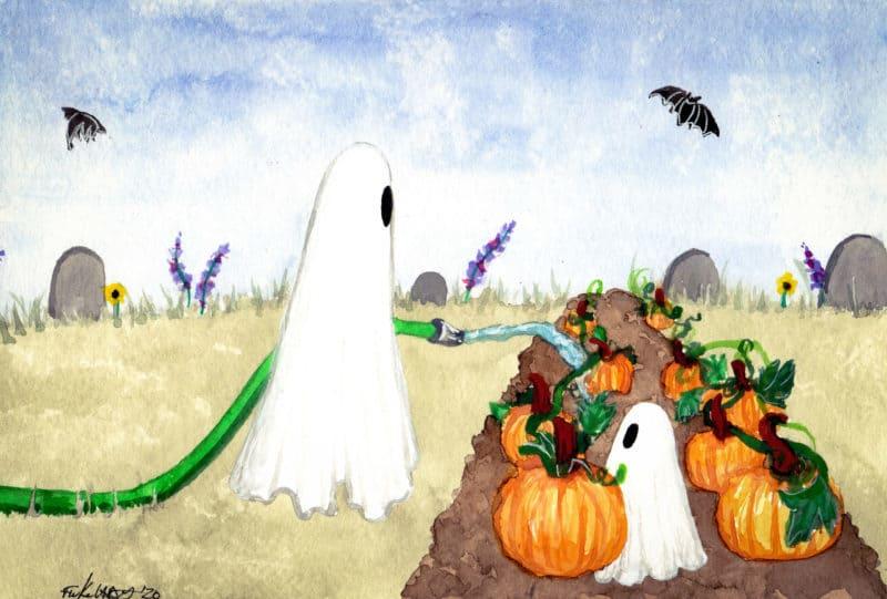 ghostobergarden