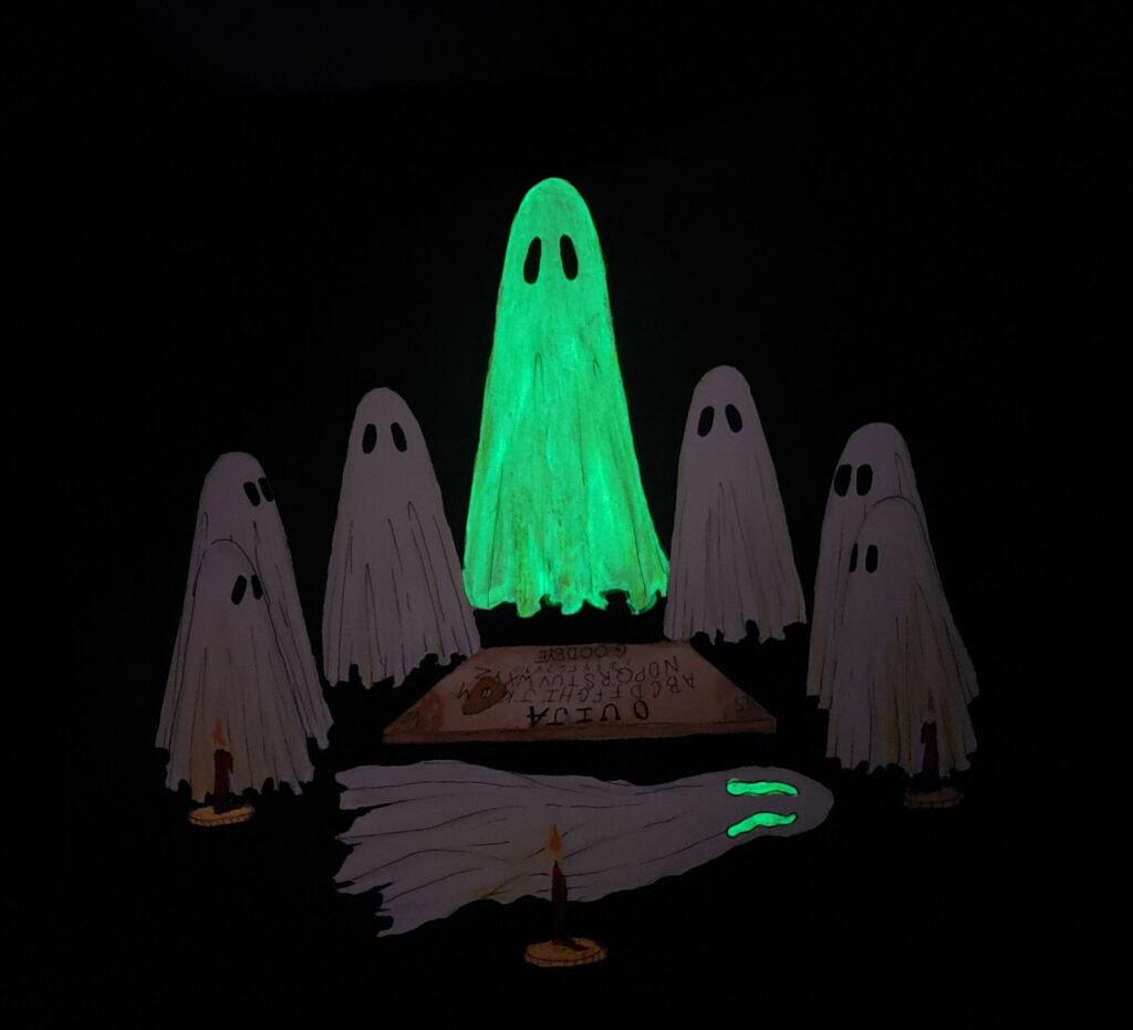 Flukelady's Ghosts