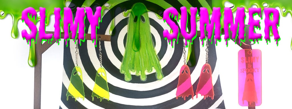 Slimy Summer Ghost Collection